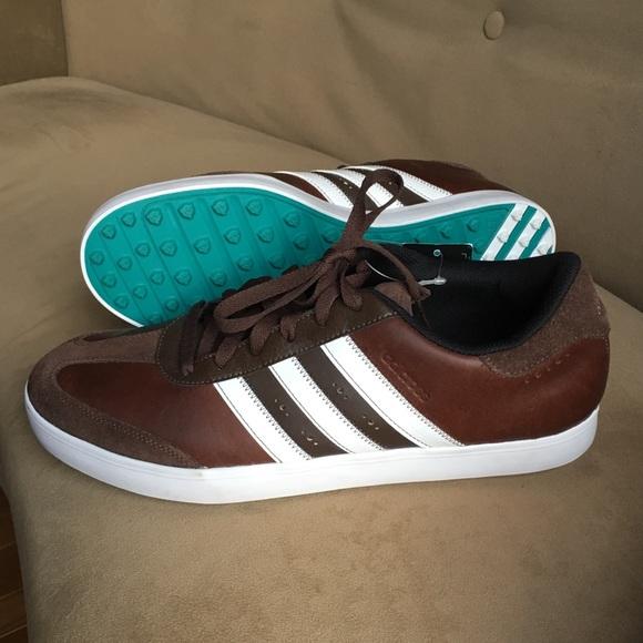 NWT Men's adidas adicross V Golf Shoes